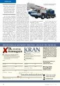 Tadano jetzt auch mit 70-t-Teleskopraupenkran - KRANMAGAZIN - Seite 3