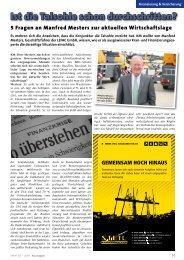 5 Fragen an Manfred Mesters zur aktuellen ... - Kranmagazin.de