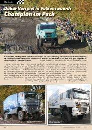 Truck Race 2013: Mit gebremsten Schaum? - KRANMAGAZIN