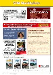 STM Marktplatz - Kranmagazin.de