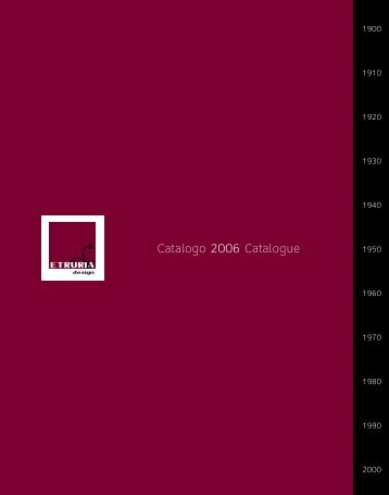 Catalogo 2006 Catalogue - Krassky