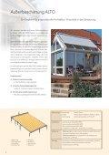 MHZ Infobroschüre Beschattungsysteme - Krassky - Seite 6