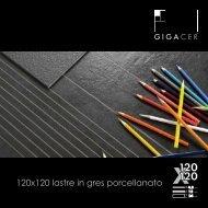 120x120 lastre in gres porcellanato - Krassky