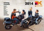 Katalog Preisliste