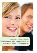 Felvételi tájékoztató kiadvány 2012 - Károli Gáspár Református ... - Page 4