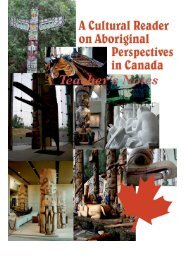 Aboriginal perspectives in Canada_Teacher notes.pdf - Education ...