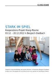STARK IM SPIEL - Krea-online.de