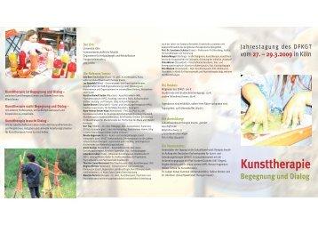 Kunsttherapie - Kreative-Therapie.de