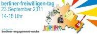 23.September 2011 14-18 Uhr berliner-freiwilligen-tag