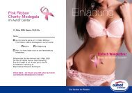 Einladung zur Pink Ribbon Charity Modegala.pdf - Wiener Krebshilfe