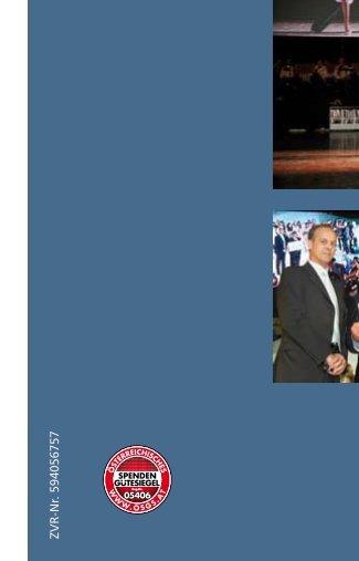 Tätigkeitsbericht 2008 - Wiener Krebshilfe