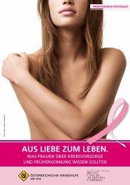 Frauen und Krebs - Pinkribbon