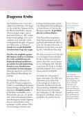 Diagnose und Verlauf.pdf - Wiener Krebshilfe - Seite 5