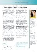 Bewegung bei Krebs.pdf - Wiener Krebshilfe - Seite 5
