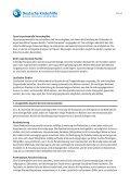 Ergänzende Hinweise zur Antragstellung (Arbeitsprogramm und ... - Page 2
