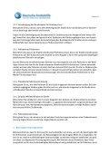 Leitfaden zur Antragstellung (pdf) - Deutsche Krebshilfe eV - Page 6