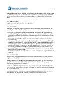 Leitfaden zur Antragstellung (pdf) - Deutsche Krebshilfe eV - Page 7