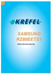 SAMSUNG RZ80EETS1