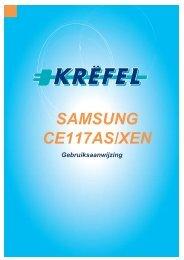 SAMSUNG CE117AS/XEN