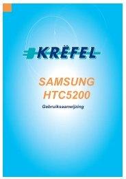 SAMSUNG HTC5200