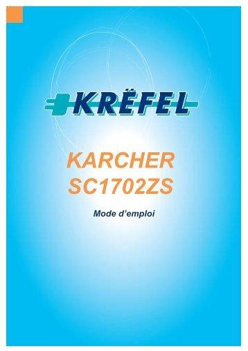 KARCHER SC1702ZS