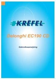 Delonghi EC190 CD