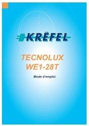 TECNOLUX WE1-28T