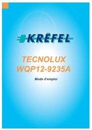 TECNOLUX WQP12-9235A