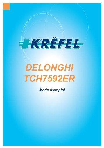 DELONGHI TCH7592ER