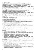 DELONGHI TCH7592ER - Page 6