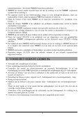 gebruiksaanwijzing mode d'emploi instruction manual ... - Page 7