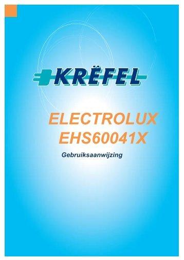 ELECTROLUX EHS60041X