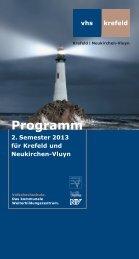 Gesamtprogramm - Krefeld