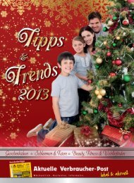 Tipps & Trends 2013
