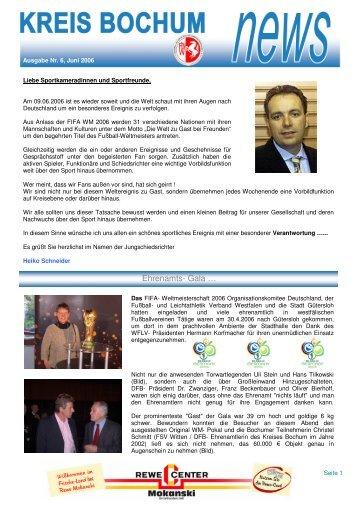 Ehrenamts- Gala … - Kreis Bochum