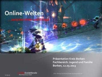 Der Vortrag von Michael Groß als PDF Download - Kreis Borken