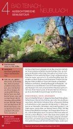 Bad Teinach - Neubulach: Aussichtsreiche Genusstour