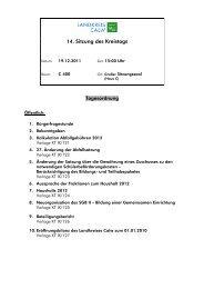 14. Sitzung des Kreistags - Landkreis Calw
