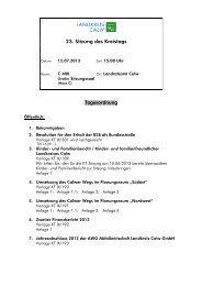 23. Sitzung des Kreistags - Landkreis Calw