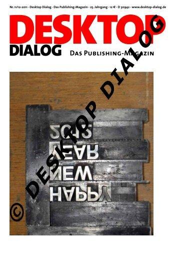 Desktop Dialog Nr. 11/12-2011