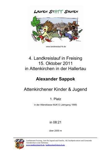 Urkunden - Landratsamt Freising