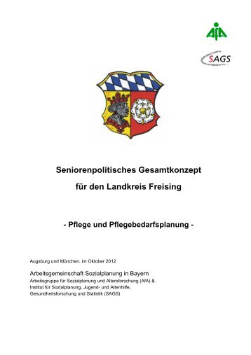 Betreuung und Pflege - Landratsamt Freising