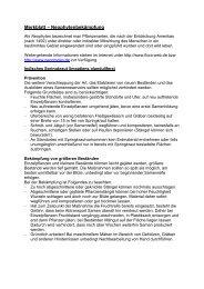 Merkblatt – Neophytenbekämpfung