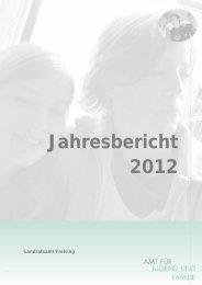 Jahresbericht 2012 - Landratsamt Freising