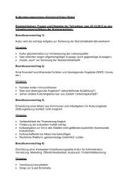 Stichpunkte Kulturplanung 26_10_2013 - Kreis Höxter