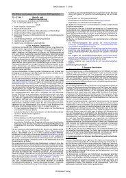 und Studienorientierung in der Fassung vom 01.07.2012