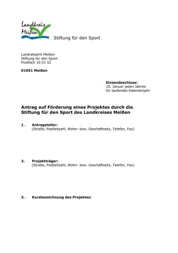 zum Antrag [Download,*.pdf, 0,08 MB] - Landkreis Meißen
