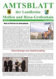 Amtsblatt der Landkreise Meißen + Riesa-Großenhain, 3/2008, Seite 8