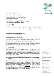 Rundschreiben des SSG vom 1. August 2013 [Download,*.pdf, 0,10 ...