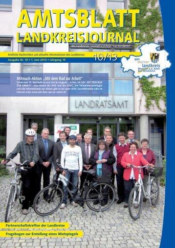 10/2013 - Landkreis Neustadt ad Aisch - Bad Windsheim